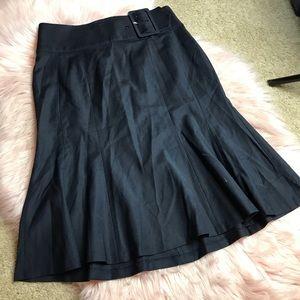 BEBE WOMENS DRESS SKIRT SZ 0